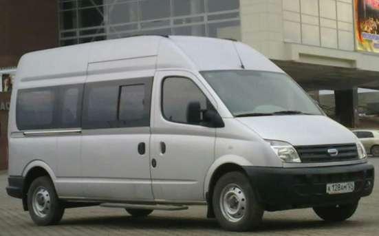 Продам микроавтобус MAXUS