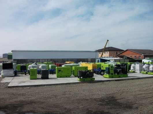 Дизельные генераторы электростанции от 1 до 1000 кВт и более в Краснодаре Фото 3