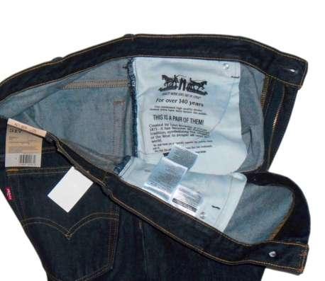 Отличные джинсы Levis 517 Boot Cut 36х34