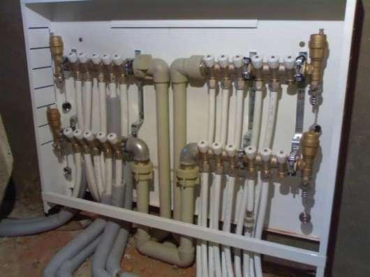 Отопление Водоснабжение Канализация в Магнитогорске Фото 1