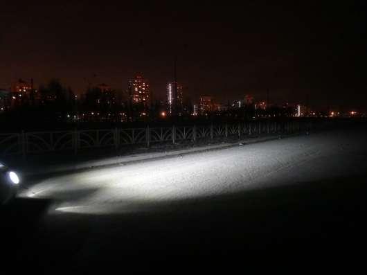 Светодиодные авто лампы H13 H4 HB5 H8 HB1 (LED автолампы) в Екатеринбурге Фото 2