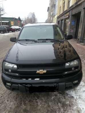 Продам Chevrolet TrailBlazer, цена договорная,в Санкт-Петербурге Фото 2