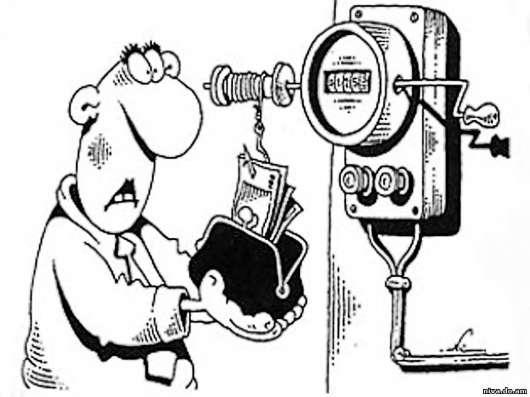 Замена электросчётчиков