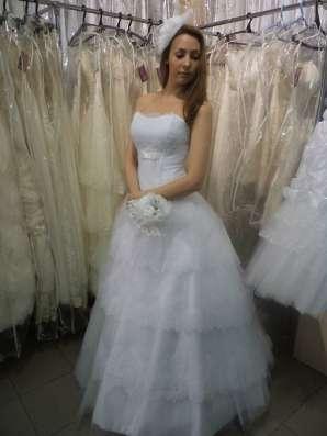 Свадебные платья в Омске Фото 5