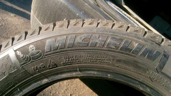 "Продаю шины зимние Michelin X-ICE-2 195/60 R16 "" липучка """