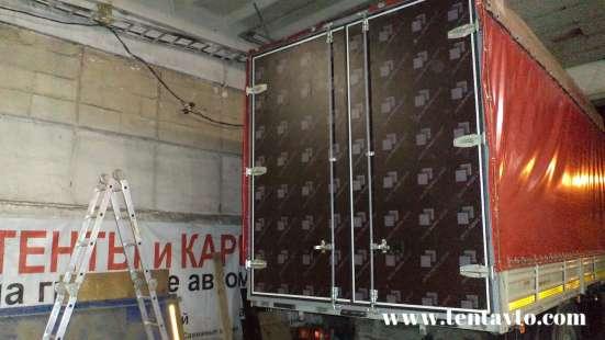 Ворота на грузовой транспорт