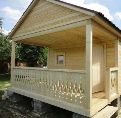 Строительство деревянных домов, бань