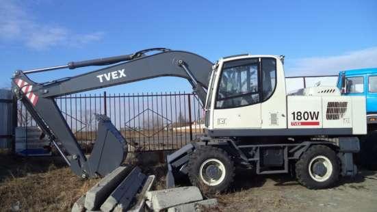 Продам экскаватор TVEX 180W в Новосибирске Фото 2