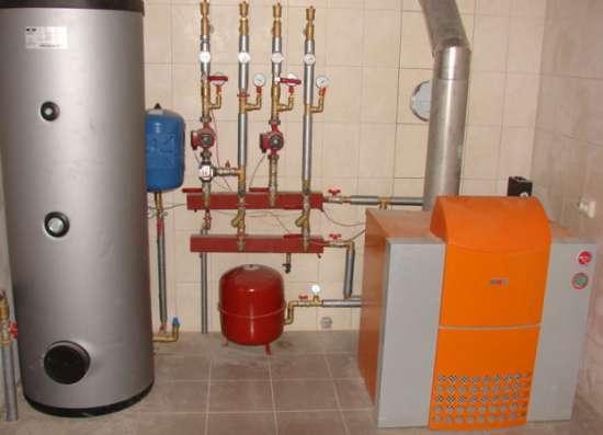 Отопление Водоснабжение Канализация в Магнитогорске Фото 2