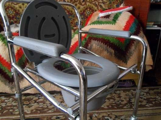 Сан.узел индивидуальный,кресло-туалет