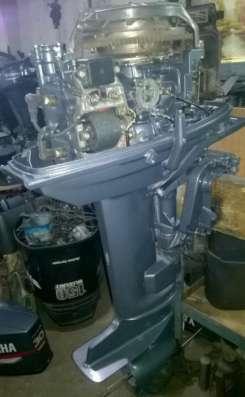 Продам лодочный мотор YAMAH 30, нога S (385мм), из Японии