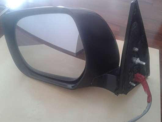зеркало левое к Тойота Прадо 150 2012 года с камерой