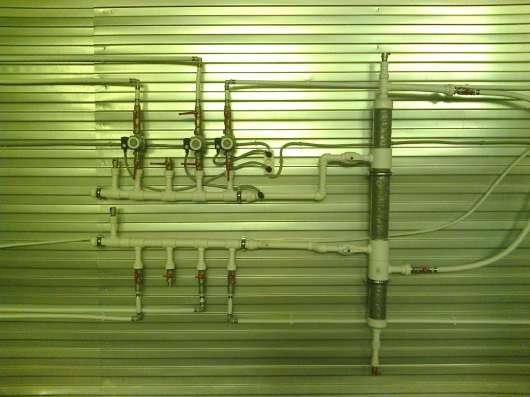 монтаж систем отопления под ключ в Набережных Челнах Фото 6