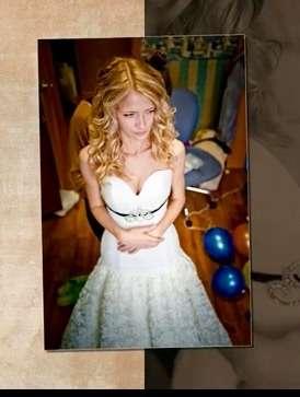Свадебное платье в Москве Фото 4