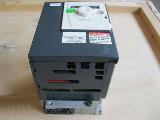 Преобразователь частоты Schneider ATV312 1.5 кВт 380в в Копейске Фото 2