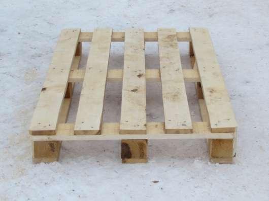 Поддон (паллет) деревянный новый 800х1200мм