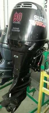 Продам отличный лодочный мотор SUZUKI DF90, нога X (635 мм) в Владивостоке Фото 1