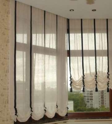 Изготовление римских штор на заказ