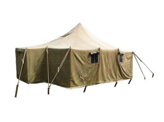 Палатки военные