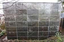 Каменный шпон, декоративная отделка.