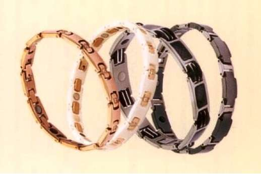 Титановые магнитные браслеты в Саратове