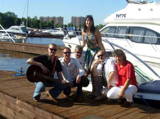 Музыканты на юбилей, день рождения, живая группа на юбилей в Москве Фото 3