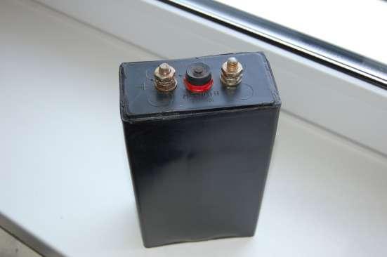 Щелочная марганцево-цинковый аккумулятор МЦ100Н. в Москве Фото 1