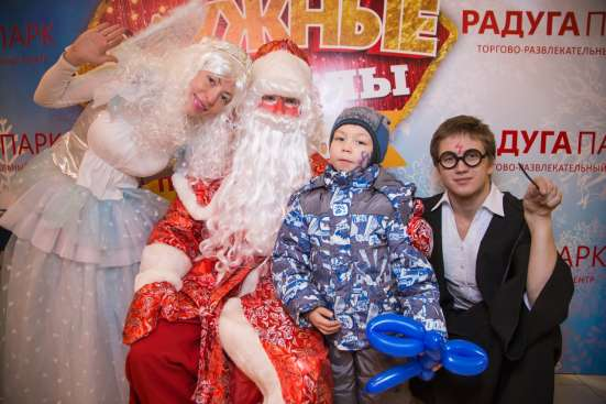 Дед Мороз и Снегурочка спешат поздравить вас! в Екатеринбурге Фото 2