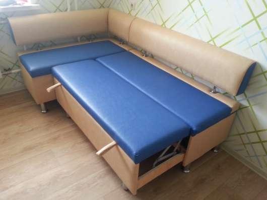 """Кухонный уголок со спальным местом """"МИЛАН-4"""""""