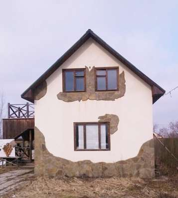 Дом в деревне Потресово