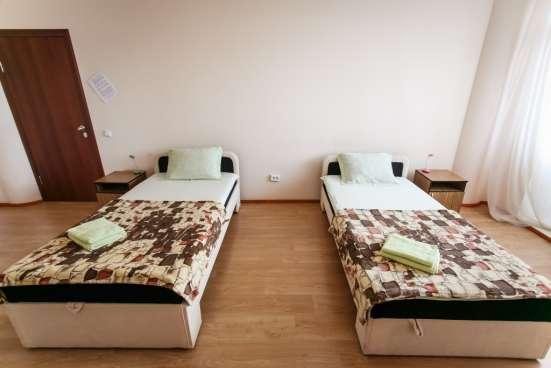 Двухместный гостиничный номер в Тюмени Фото 1