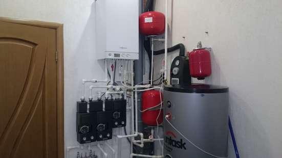 монтаж систем отопления под ключ в Набережных Челнах Фото 1