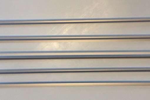 Планки торцевые, соединительные, F-образные, елочки в Перми Фото 3