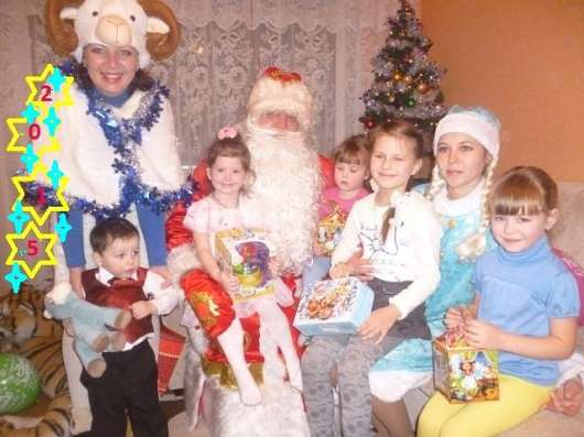 Дед Мороз и Снегурочка на дом в Дзержинске Фото 2