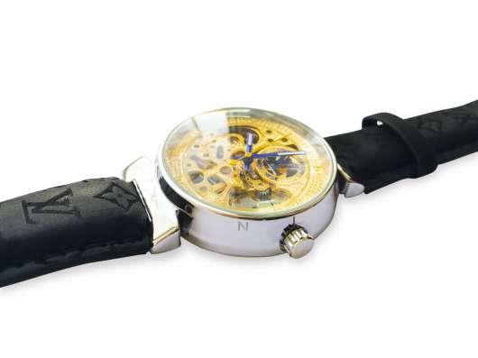 Наручные часы скелетоны Louis Vuitton