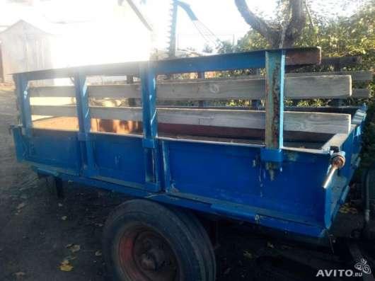 телеги для трактора 2 шт