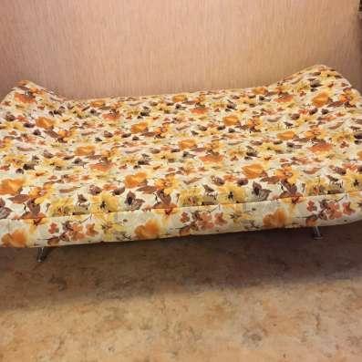 Продам диван клик кляк ортопедический новый, съемный чехол