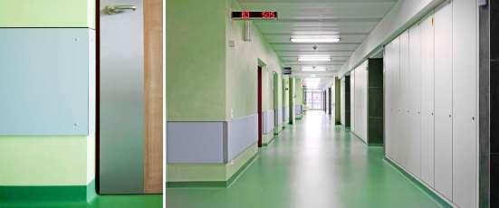Медицинский пластик, панели hpl для операционных больниц в Москве Фото 5