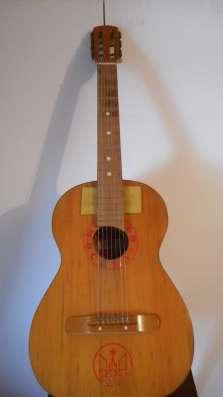 Продам 7-ми струнную гитару. РЕТРО !