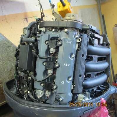 Продам отличный лодочный мотор YAMAHA F 225 ,, из Японии
