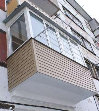 Обшивка балконов,установка крыш.. Мир Окон г.Чебоксары