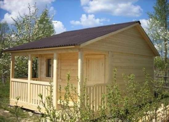 Строим дома, бани, веранды и все надворные постройки. в Кемерове Фото 2