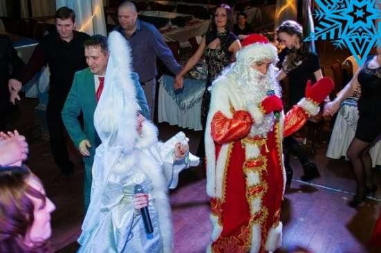 Три новогодние развлекательные программы-2016