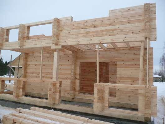 Деревянные дома нового качества в Перми Фото 3