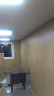 Прорабский, вагончик, штабной, офисный, мобильный, модульные в Красноярске Фото 4