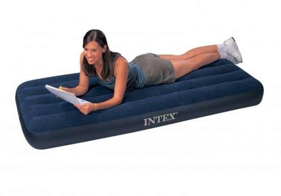 Матрас надувной для сна Intex