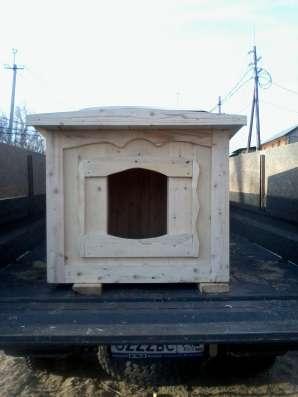 туалет деревянный,собачья будка,заборы в Кемерове Фото 2