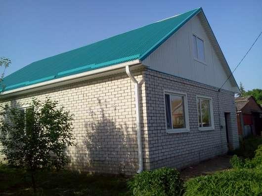 Продаю новый дом. В центре станицы Крыловской