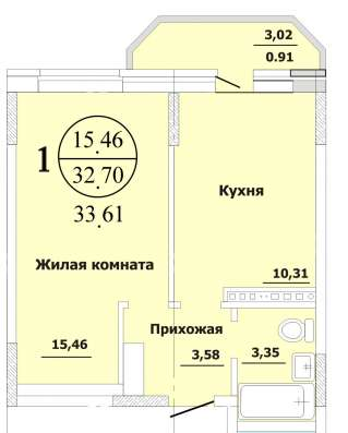 Квартиры от застройщика по выгодной цене
