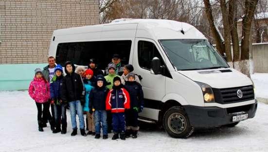 Заказ, аренда автобуса на 10-19 человек